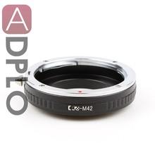 Адаптер для макросъемки Canon EF, подходит для винтовой камеры M42, 500TL, 1000TL, 500DTL, 1000DTL, 2000DTL, SX500, MSX