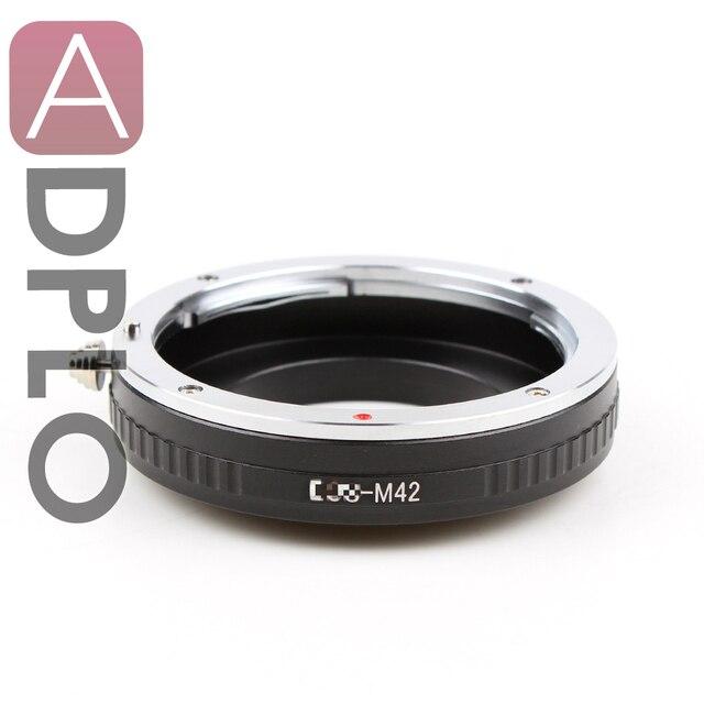 Makro Objektiv Adapter Anzug Für Canon EF Mount Objektiv M42 Schraube Montieren Kamera 500TL 1000TL 500DTL 1000DTL 2000DTL SX500 MSX