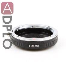 캐논 ef 마운트 렌즈 용 매크로 렌즈 어댑터 슈트 m42 나사 장착 카메라 500tl 1000tl 500dtl 1000dtl 2000dtl sx500 msx