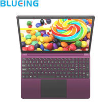 15.6 inch Purple Metal shell laptop 6G 64G SSD HD 1920*1080 Dispaly Windows 10 C