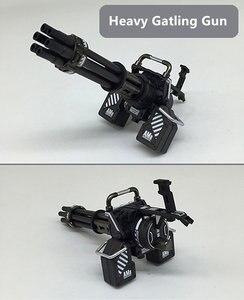 Image 5 - YH M.S. 武器 01 ためセットメタルスラッグスーパー車両 SV 001 タンク/バンダイ Mg ガンダム