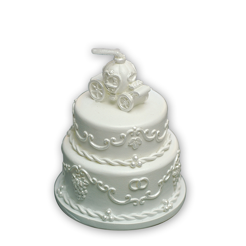 Romantic Scented Birthday Weddings Candles Love Flameless Cake For Children Gift Decor Wedding Centerpieces In Decorating Supplies