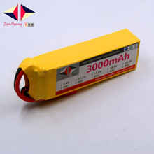 3000mAh 14.8V 35C 4S LYNYOUNG lipo battery for RC Aircraft Helicopter Drone Boat Model plane lipo battery
