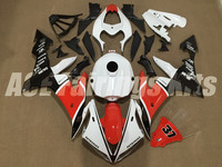New Injection Fairing kit fit for YAMAHA YZFR1 04 05 06 YZF R1 2004 2005 2006 YZF1000 ABS Fairings set white black red