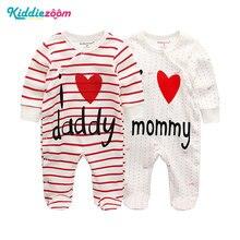 תינוק סטי בגדים מלא שרוול Ropa bebe 0 12M כותנה בגד גוף תחפושות תינוק ילד בגדי יילוד תינוק בגדים