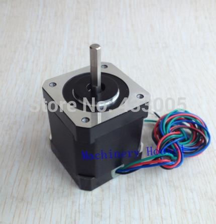 Wholesale price high quality for 3D printer 4-lead Nema17 Stepper Motor 42 motor NEMA 17 motor 42BYGH 1.7A(17HS4401)