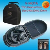 Vmota Headphone Boxs For Beyerdynamic DT770 PRO DT880 DT990 T5P T90 CUSTOM ONE PRO T70P T1