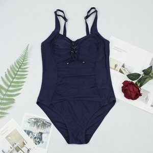Image 5 - Bikini 2020 Push Up Een Stuk Sexy Badmode Badpak Monokini Bodysuit Beach Tummy Controle Badpak Vrouwen Plus Size Xxl