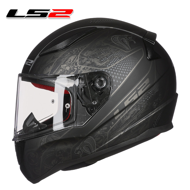 LS2 full face helmet motorcycle helmet casco moto capacetes de motociclista double lens capacete FF353 free shipping authentic ls2 ff384 motorcycle helmet full helmet sports helmet racing helmet lens wear and washable lining