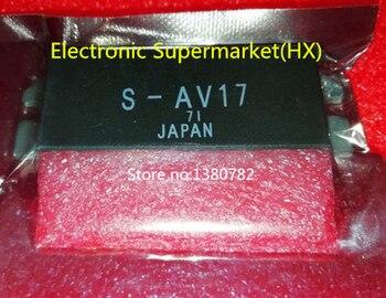 Free Shipping 2pcs/lots S-AV17 module In stock! free shipping 5pcs fa5571n in stock
