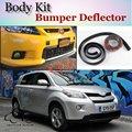 Дефлектор для TOYOTA Urban Cruiser  бампер для Scion xD xA  передний спойлер для тюнинга автомобиля  комплект кузова  юбка в полоску