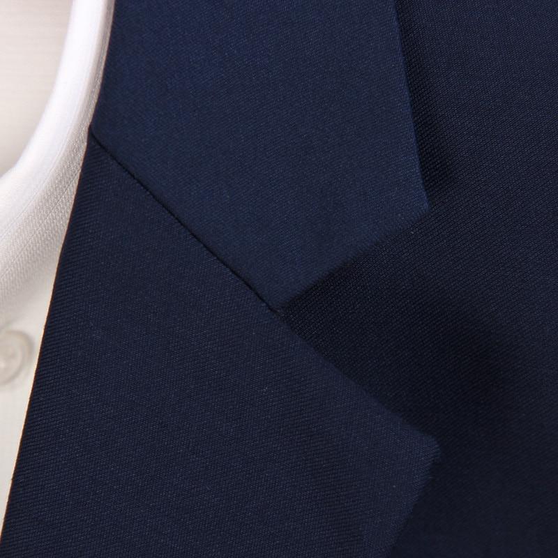 Kostume të cilësisë së mirë për burra 2019 Mashkull Blazer i - Veshje për meshkuj - Foto 6