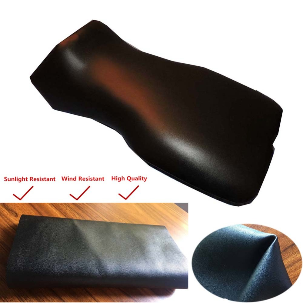 For Polaris Sportsman 05-13 Motorcycle High Quality PU Leather Soft Seat Cover ATV 400 450 500 600 700 800 277 Sportsman 05-13