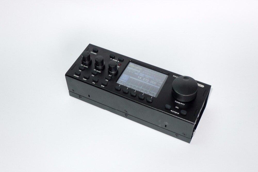 Nouveau RS-928 plus 10 W HF SDR émetteur-récepteur RX: 1.8-30 MHz TX: toutes les bandes HF jambon, Modes complets: SSB (J3E), CW, AM (RX seulement), SAM, FM, FREE-DV
