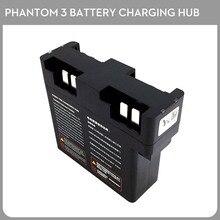Brand Phantom 3 Intelligent Battery Manager Charging Hub 4-in-1 Charger for DJI Phantom 3 Quadcopter Drone