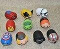 Цум Цум Marvel Мстители Железный Человек Капитан Америка Звезды Войн Игрушки Куклы для Детей Подарок