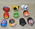 Tsum Tsum Marvel Avengers Iron Man Capitán América Stars Wars Muñecas de Juguete para Niños de Regalo