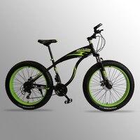 Flying Leopard 21seepd bicycle bicicleta bike bisiklet mountain bike fat bike 26*4.0 bicycle fahrrad bicicleta
