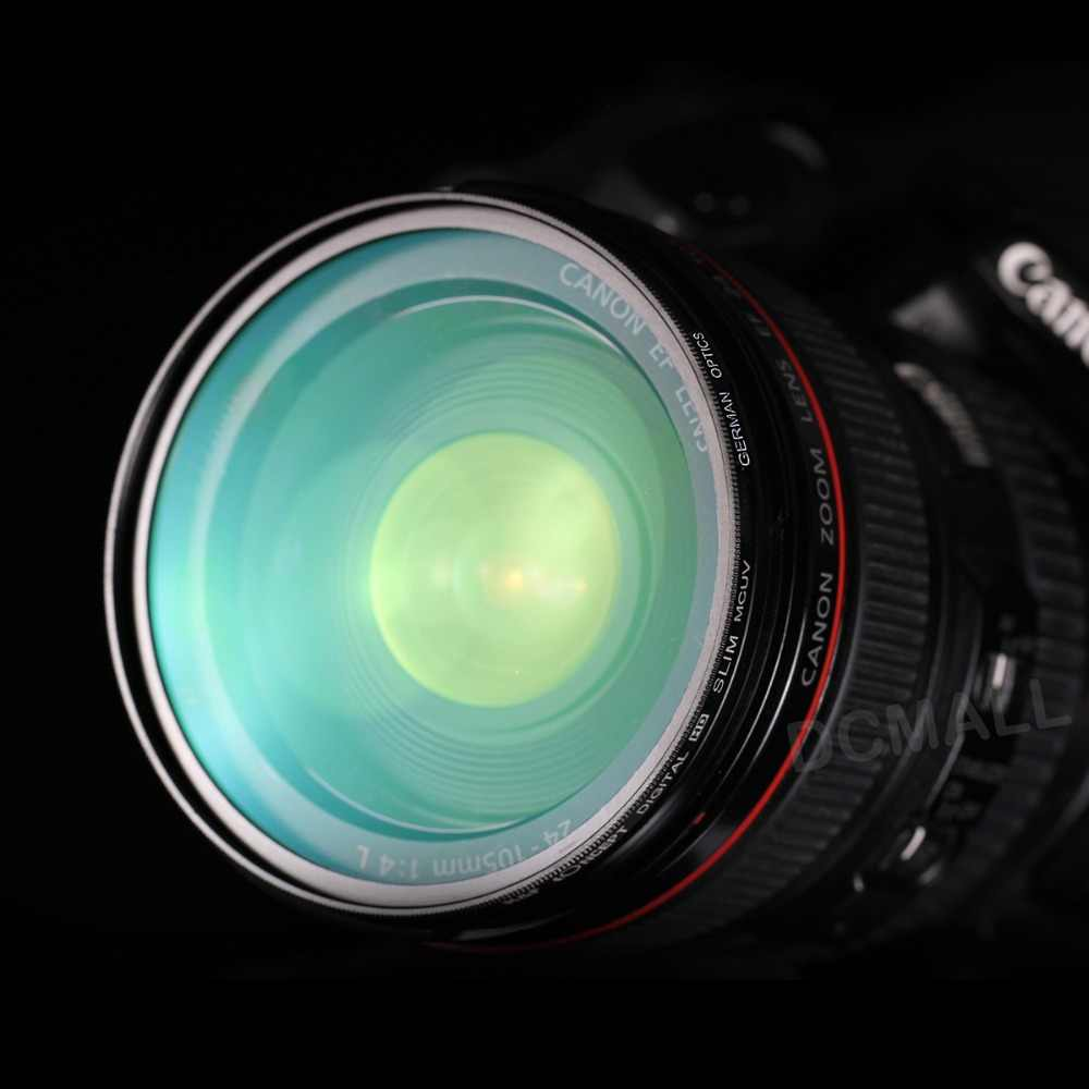 for Canon EOS 30D Haze UV Multithreaded Glass Filter 1A Multicoated 82mm