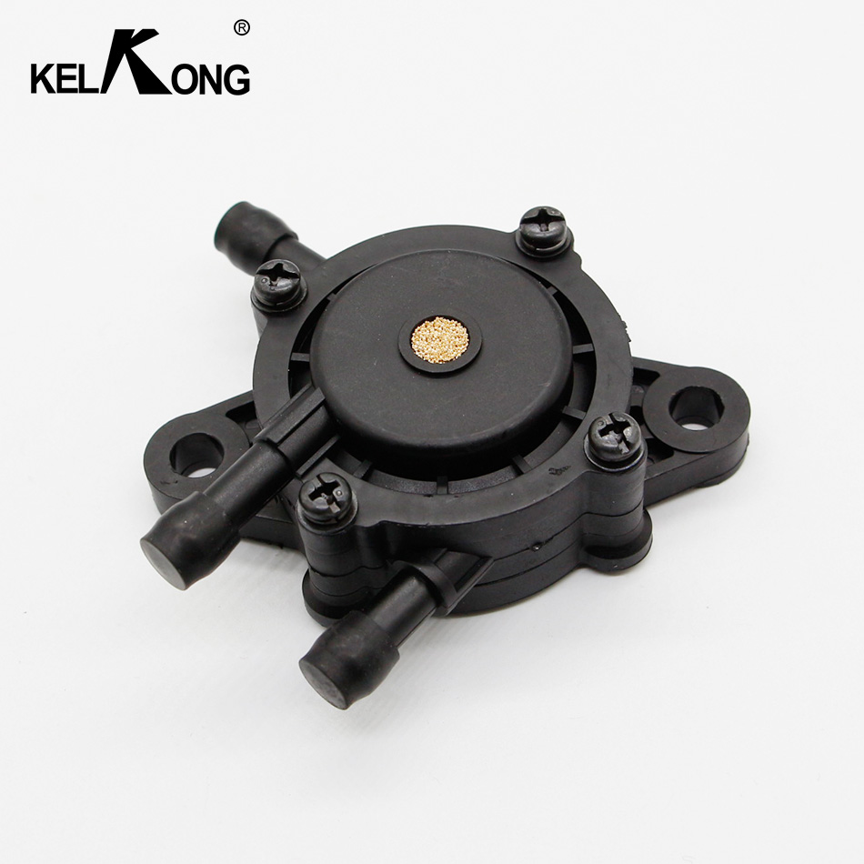 KELKONG Pump For Mikuni For Briggs & Stratton 491922 691034 692313 808492 808656 Motorcycles ATV Vehicles Fuel Pump Chainsaw car styling fuel pump for mikuni 491922 691034 692313 808492 808656 briggs