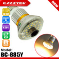Eazzy BC-885Y Bulb WiFi/AP HD960P P2P IP Network Camera with 5Watt Warm Light Fashional Style