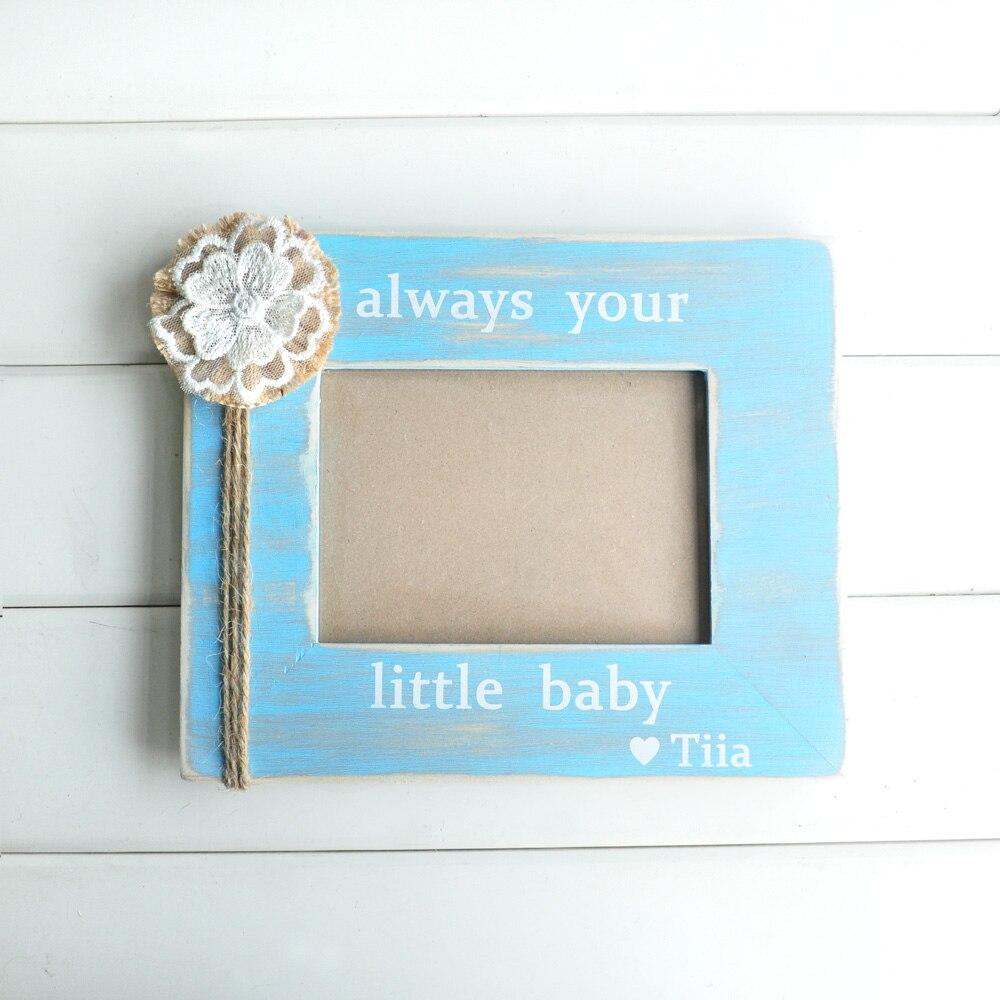 Marco personalizado Mimi regalo del día de Madre del cabrito marco ...