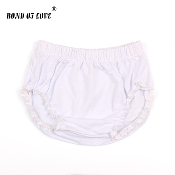 Baby Shorts Newborn Bloomers Baby Panties Solid Color Infant PP Shorts Summer Beach Harem Shorts Cotton Kids Bloomer 1