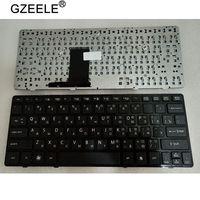 GZEELE חדש RU רוסית מקלדת עבור HP EliteBook 2560 2560p 2570 2570P מחשב נייד KB שחור