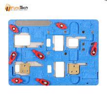 MJ K20 Motherboard reparatur leuchte für iPhone X/XS/XS MAX IC Nand chip layered feste Wartung clamp plattform reparatur werkzeug