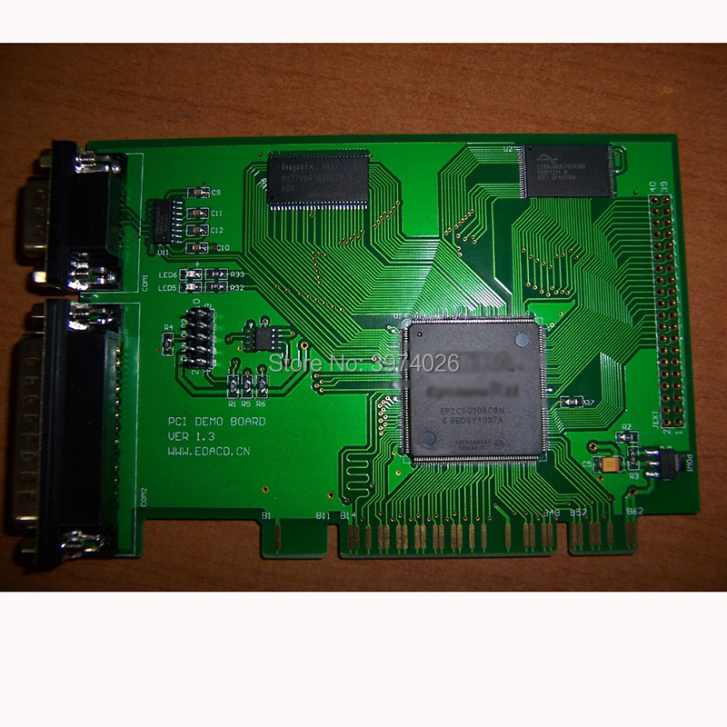 Back To Search Resultsconsumer Electronics Amicable S1300 Pci Development Board Pci Fpga Development Board Regular Tea Drinking Improves Your Health