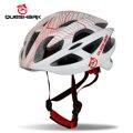 Защитные велосипедные шлемы QUESHARK для езды на велосипеде  белые шлемы для езды на горных и дорожных велосипедах для мужчин и женщин