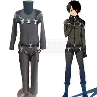 Anime Aldnoah Zero Inaho Kaizuka Uniform Suit Figure Coverall Cosplay Costume Custom Made Any Size