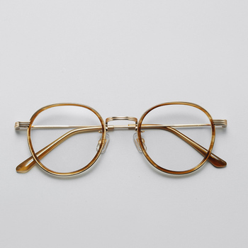 f014298e8a 2019 nuevo estilo de gafas de acetato Yeti para hombres y mujeres marcos de  gafas redondas hombre mujer Vintage tortuga gafas prescripción miopía