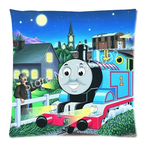 Thomas The Train Pillowcase Extraordinary Hot Thomas And Friends Cushion Cover Thomas The Tank Engine Train
