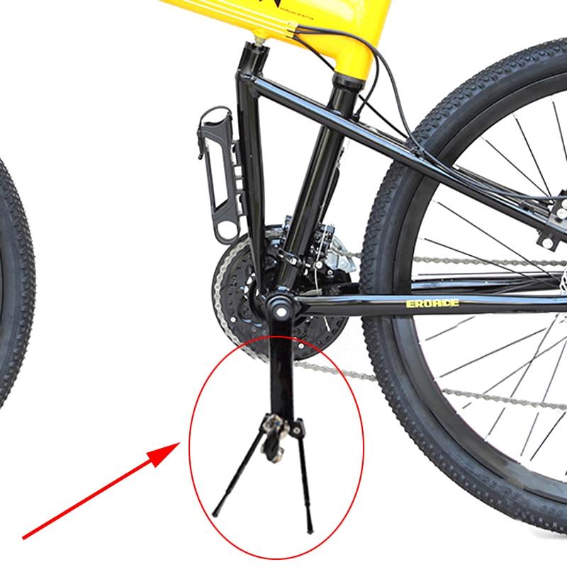 Lightweight Kickstand: Mountain Bike Bicycle Kickstand Mtb Ultralight Aluminum