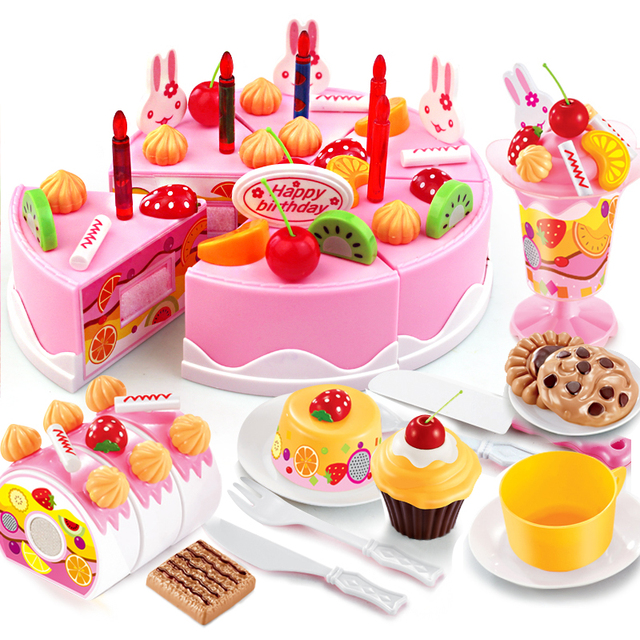 Children 1 3 Years Old Birthday Cake 4 Male Baby Girl Puzzle Childs Play Kitchen