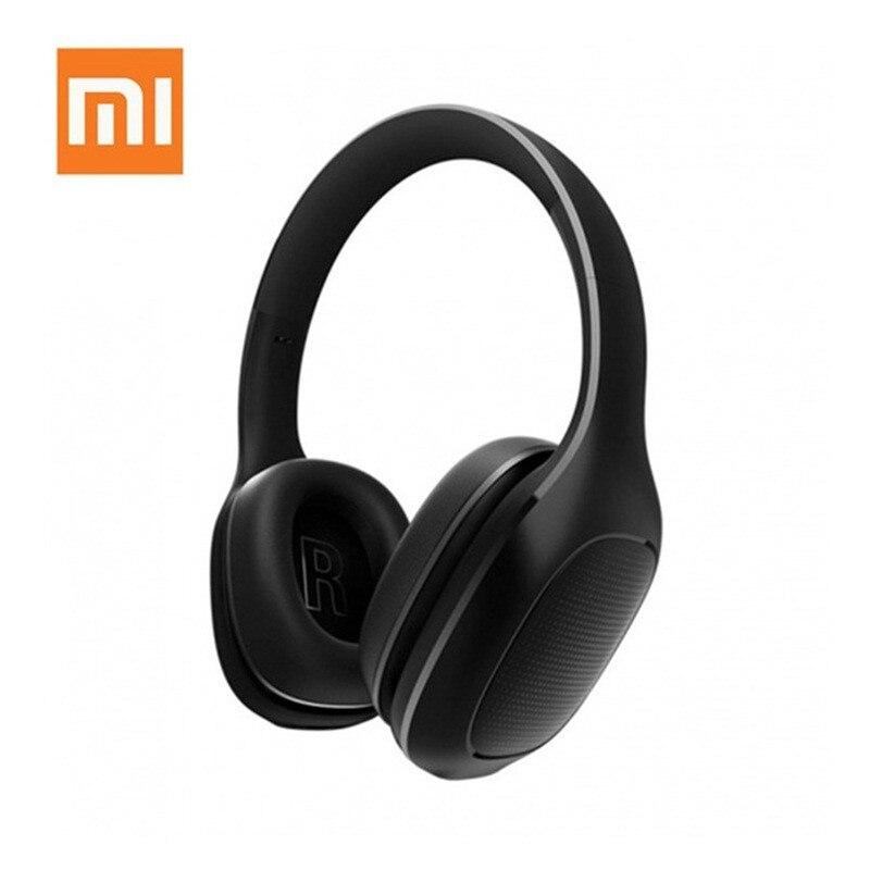 Xiao mi casque Bluetooth sans fil Bluetooth 4.1 casque de musique contrôle tactile pliable Portable Xiao mi noir casque