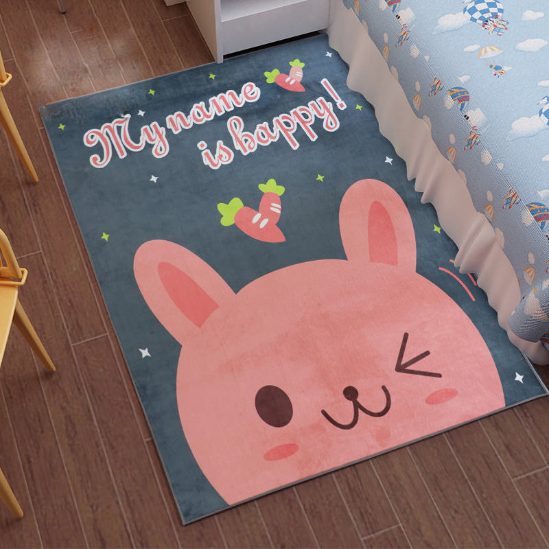 Infant Shining Baby Play Mat Children Bedroom Carpet Living Room