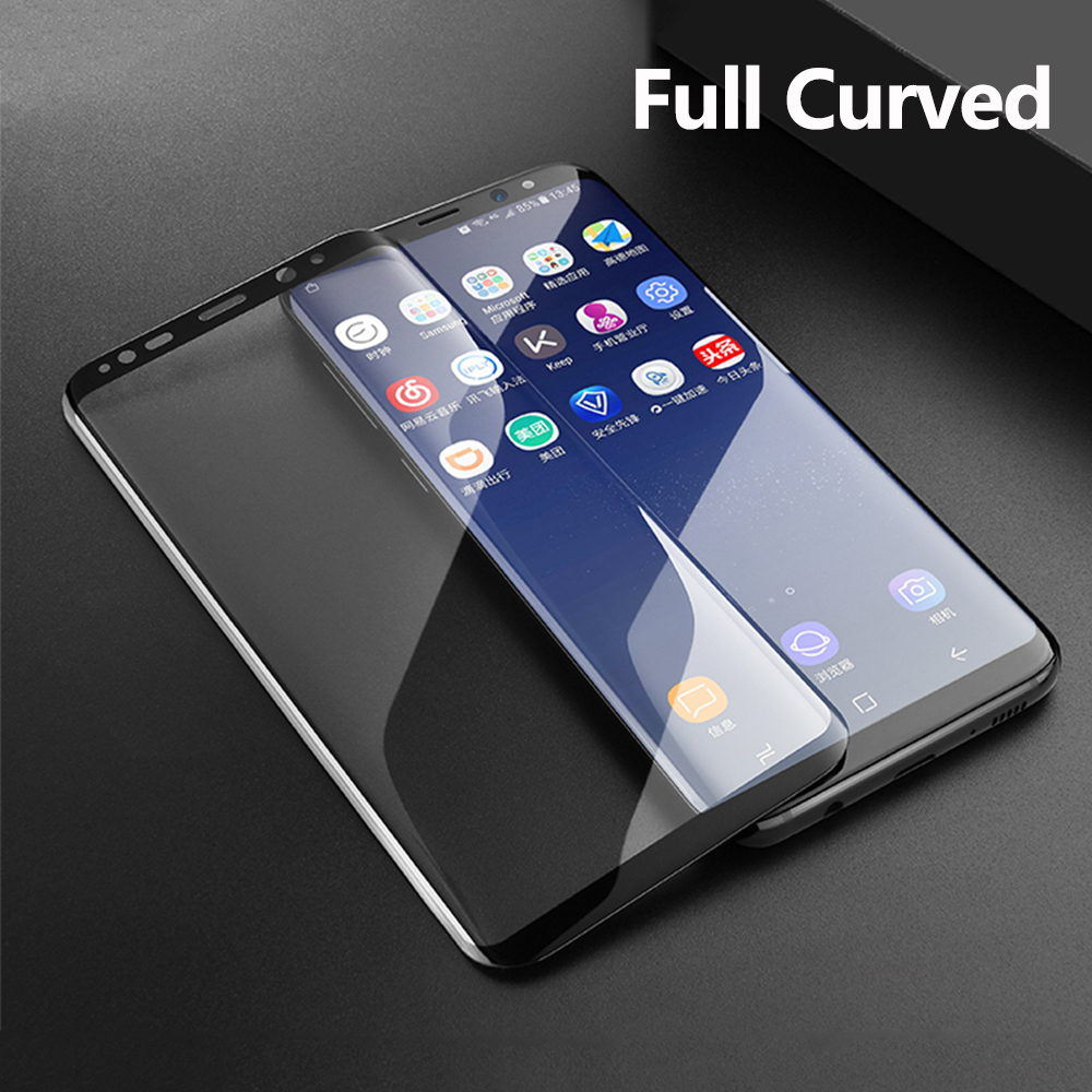 3D Full Cover Screen Protector for Samsung Galaxy S10 S8 S9