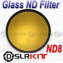 Оптический Стекло 62 нейтральный светофильтр TIANYA 62 мм с наружной резьбой набор УФ-фильтров с нейтральной плотностью ND8