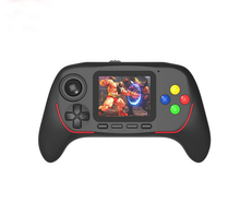 Handheld Video Games Consoles 2.5 inch HD TFT Color screen Built-in 100 Classic game 16-bit handheld game console