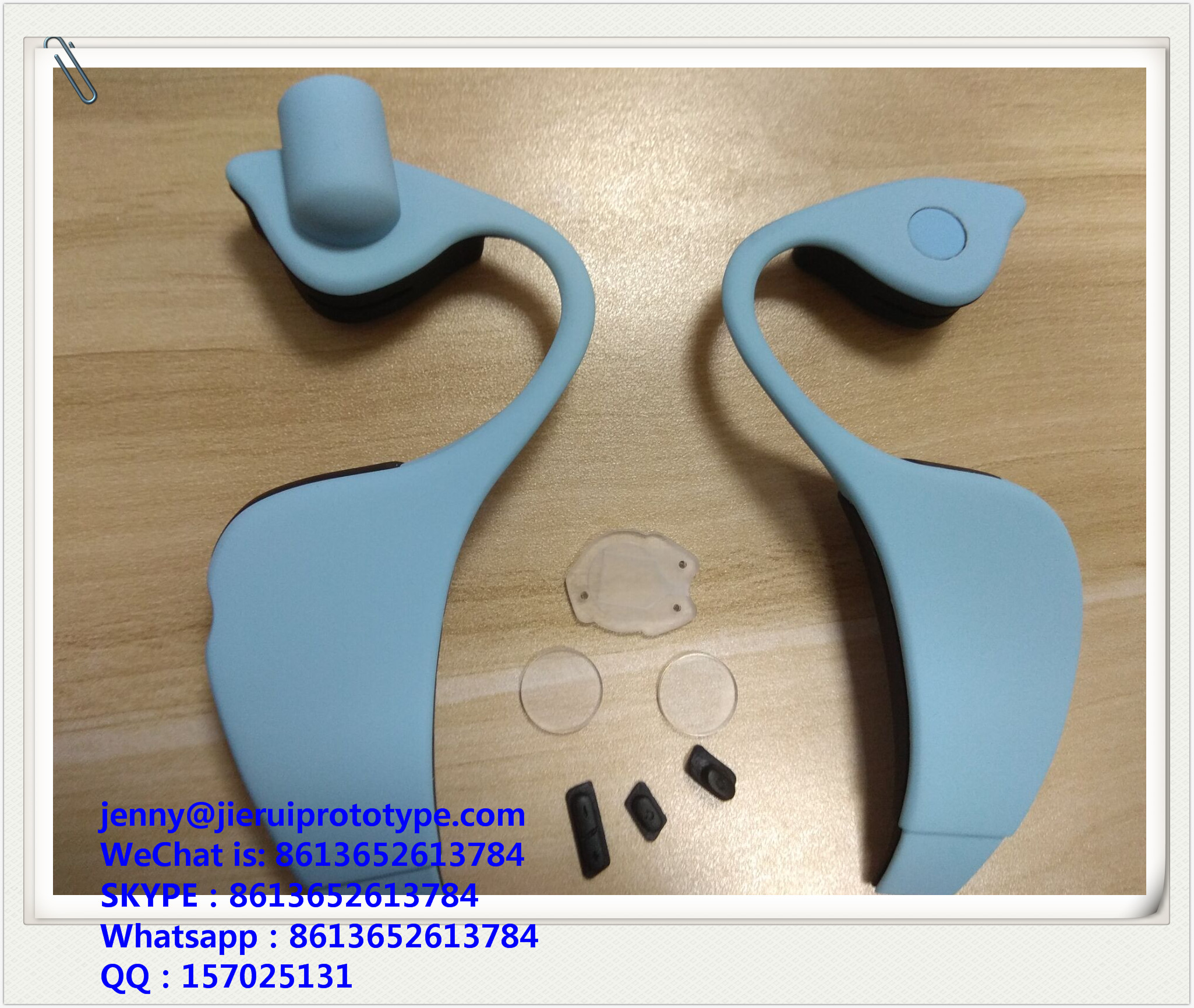 Custom Rapid Prototype By 3D Printing/CNC Machining/OEM Plastic Raid Prototype PartsCustom Rapid Prototype By 3D Printing/CNC Machining/OEM Plastic Raid Prototype Parts