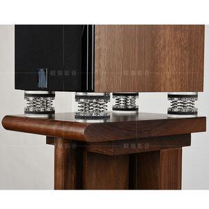 Image 5 - 4 sztuk/8 sztuk XSSH Audiophile shock spikes wiosna tłumienia pad HIFI audio stojak stóp głośnik spike płyta audio CD wzmacniacz podnóżek