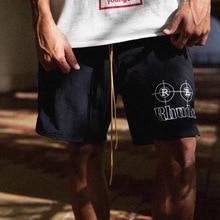 Rhude Shorts Dot Knee Length Men Women Casual Short Pants Sportswear Skateboards Rhude Short Pants