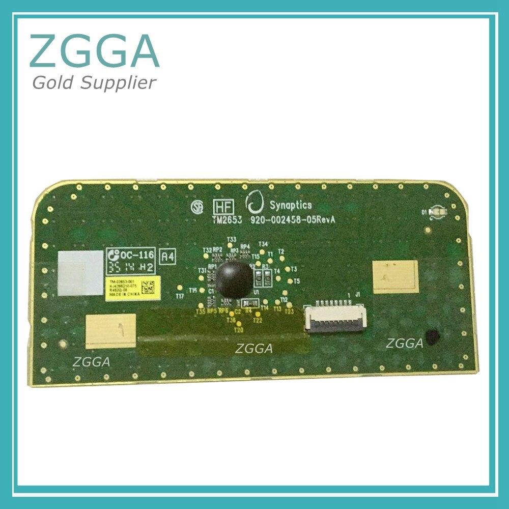 Genuine Del Mouse Bordo Clicca Touch Pad Per HP ProBook 450 G1 Computer Portatile Palmrest Con Il Touchpad Maiuscolo 920-002457-02 TM-02654-001