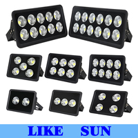 Ultra Bright LED Floodlight 100W 150W 200W 250W 300W 400W 500W 600W RGB Warm Cold White