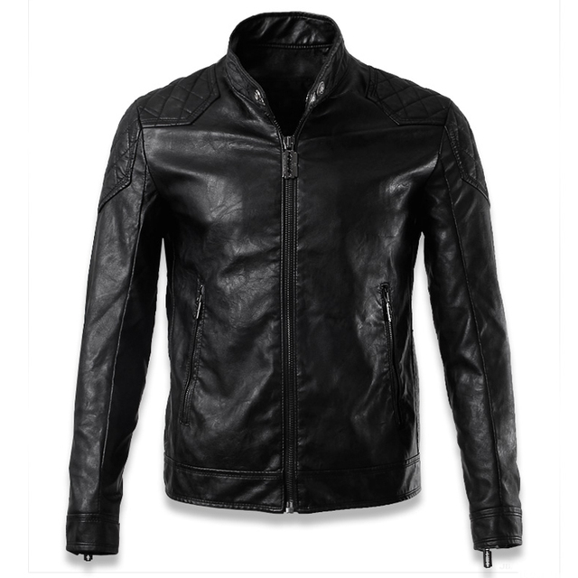Fashion Men Avirex Leather Jacket and Coats Imported American Style Winter Slim Fit Faux Leather Jacket Mens High Quality C019
