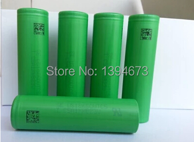 HOT NEW US18650VTC5 US 18650 VTC5 2600 mah high ratio power battery for font b electronic