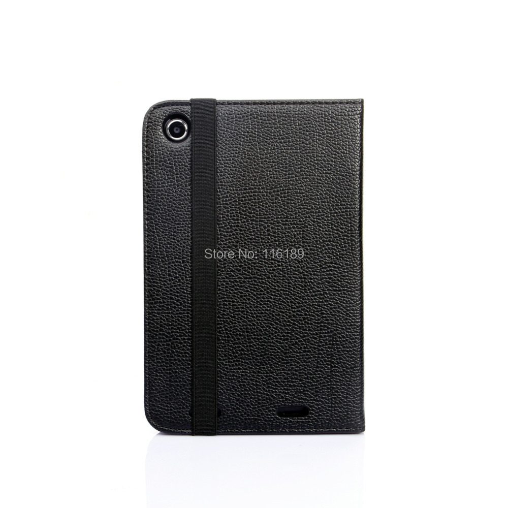 Faux (PU) Leather stand book-style cover case for Lenovo Lenovo A3000 7 inch tablet