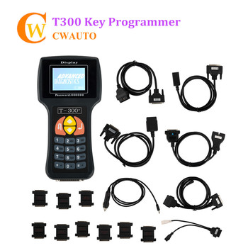 T-300+ Car Key Programmer V17.8 T 300 Has English Version or Spanish Version for Optional